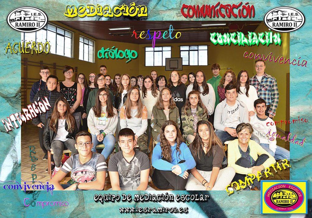 Mediadores escolares La Robla