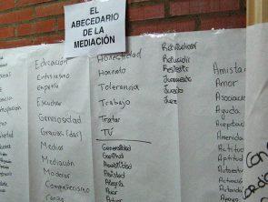 Vocabulario mediación escolar