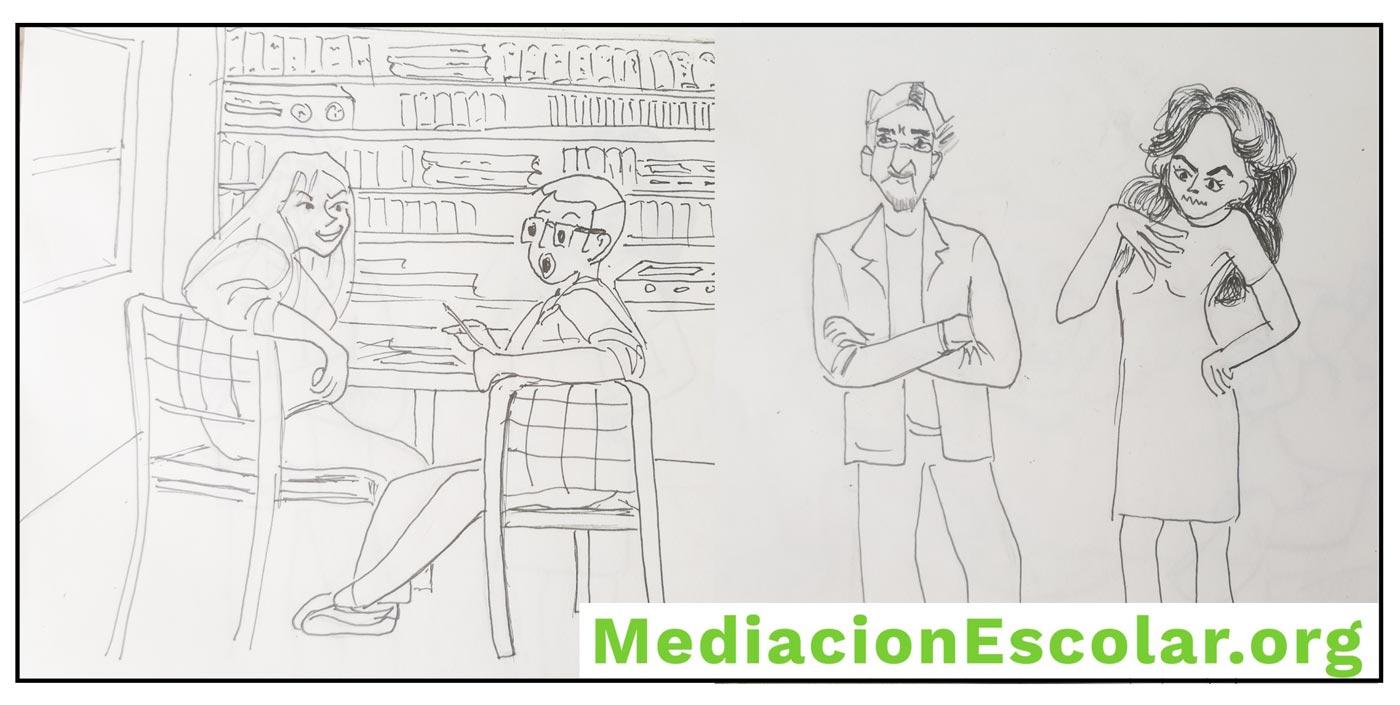 Mediación con los padres - Caso Resuelto【2019】