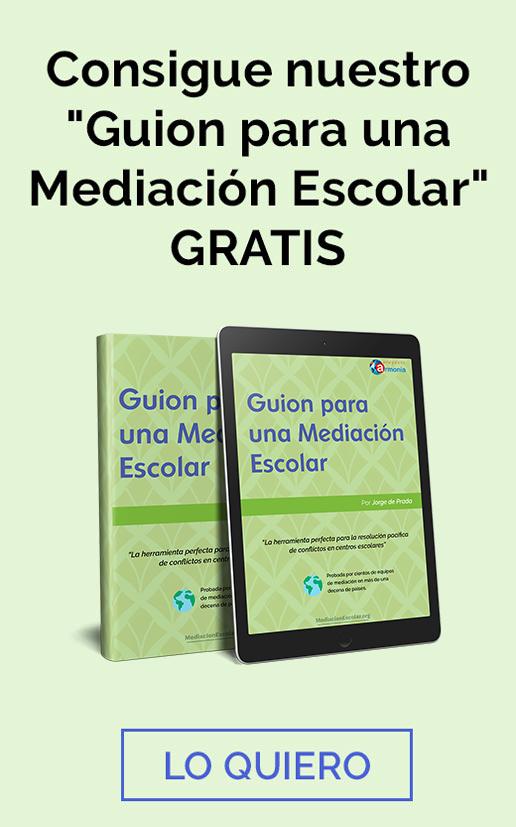 Guión para una mediación escolar gratis - Ebook