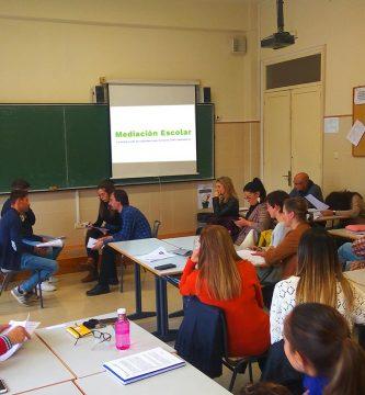 Jornada de formación de mediadores este mes de Noviembre en Ávila.