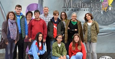Equipo Mediación Escolar IES Ramiro II
