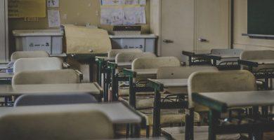 Conflictos escolares clase instituto